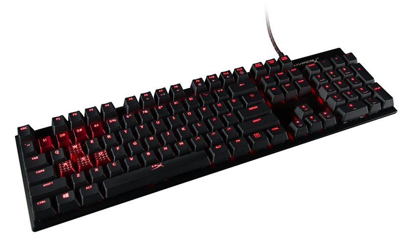 Review: HyperX Alloy FPS Mechanical Gaming Keyboard