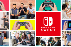Nintendo Switch collage. Source: Nintendo.com