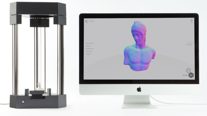 FLUX Delta+ multi-function 3D printer available for super early bird pricing