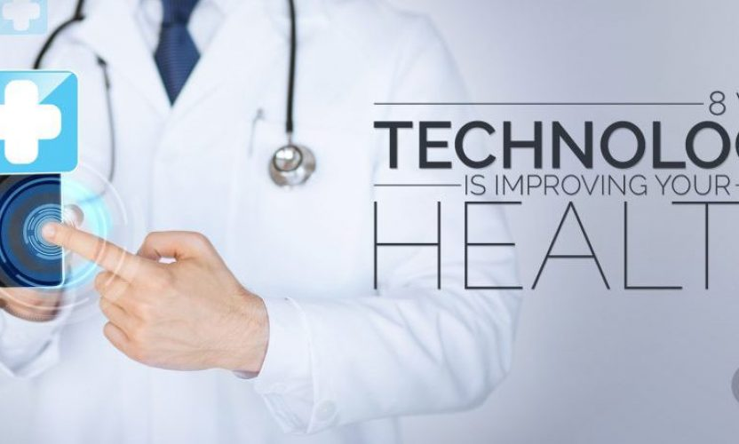 8 Ways Technology Is Improving Your Health