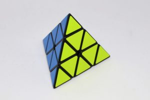 Kidoba Pyramid Cube Puzzle