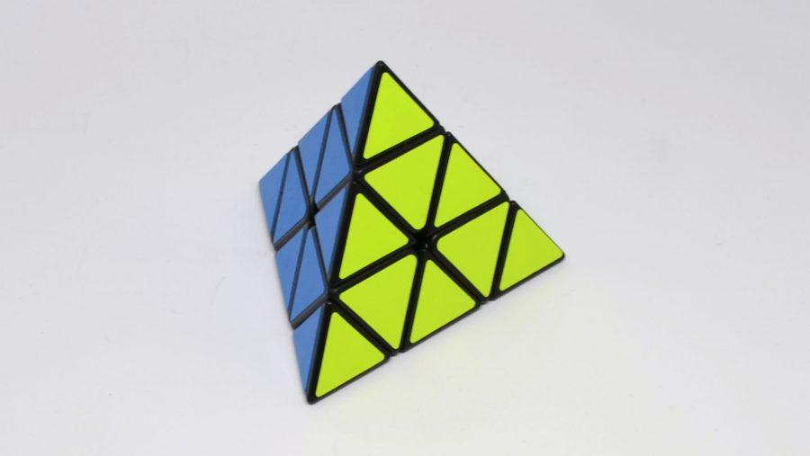 Review: Kidoba Pyramid Cube Puzzle
