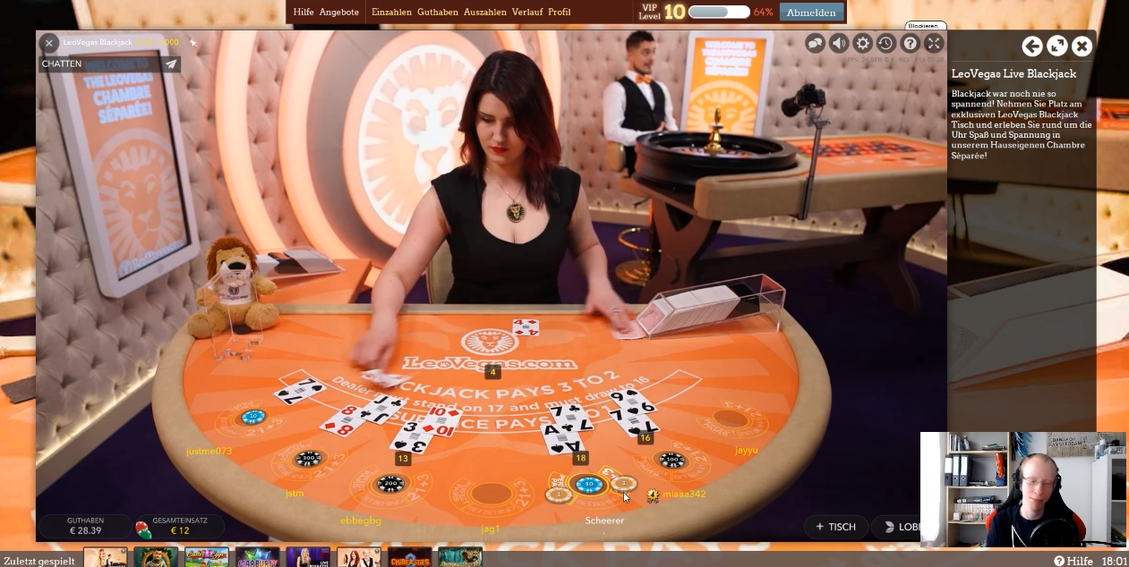 Real casino slots games
