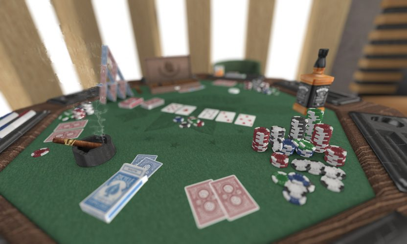 Could Physically Walking around Sprawling VR Casinos be the Future of Online Gambling?