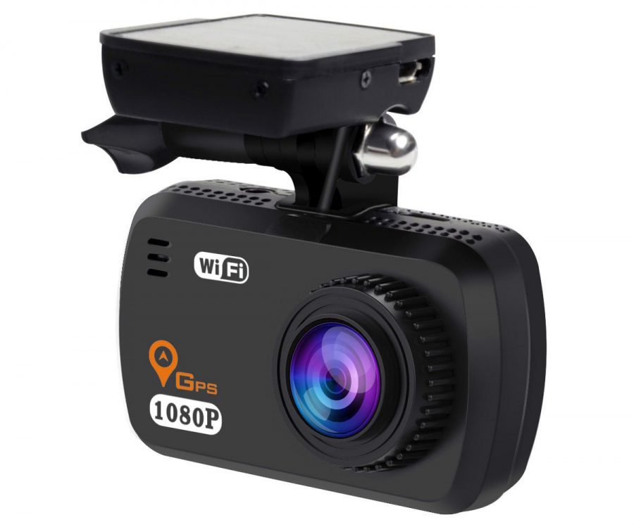 Review: TOGUARD Dash Cam with GPS, Wifi, and more