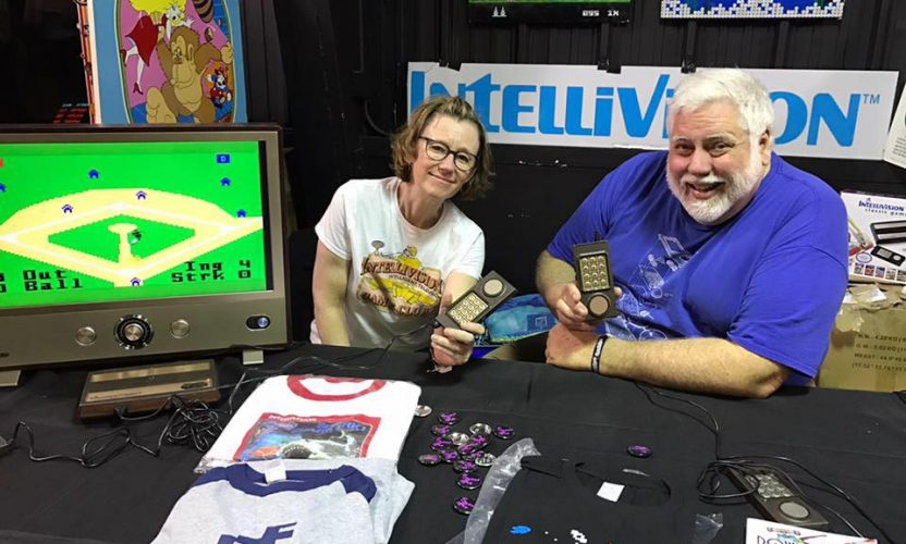 Keith Robinson, Videogame Industry Icon and Intellivision Pioneer, Passes at 61