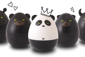 Eggy by minnimi, launching on Kickstarter soon