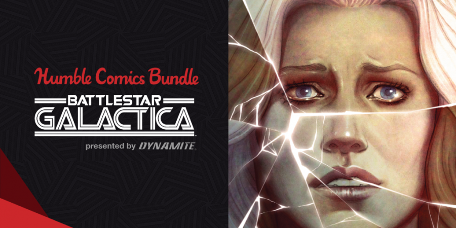 Name your own price Battlestar Galactica comics from Humble Bundle