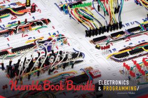 Name your own price electronics and programming books – Humble Bundle