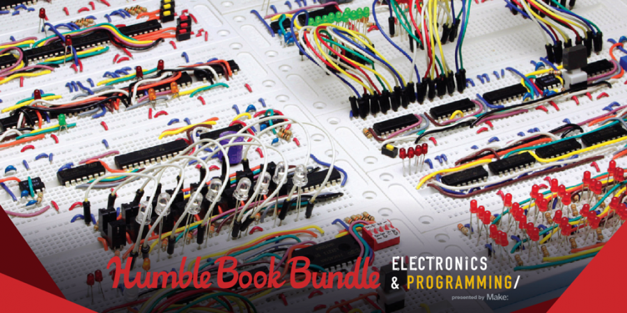 The Humble Book Bundle: Electronics & Programming
