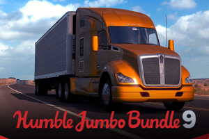 Name your own price Steam games in Humble Jumble Bundle 9