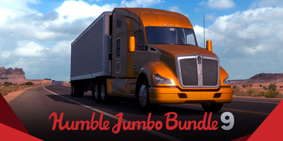 Name your own price Steam games in Humble Jumbo Bundle 9