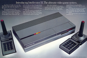 Rare Intellivision III Brochure Restored and Available as a PDF