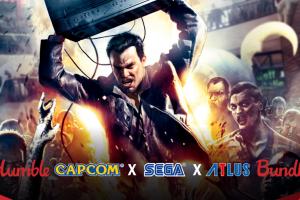 Name your own price Humble Capcom X SEGA X ATLUS Bundle!