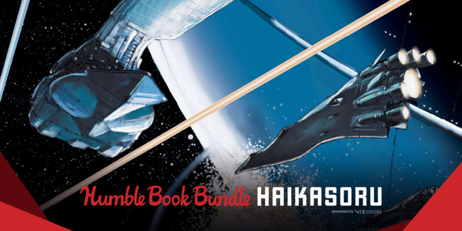 Name your own price Haikasoru science fiction books