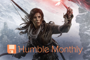 Rise of the Tomb Raider and much more for $12 in the Humble Monthly Bundle