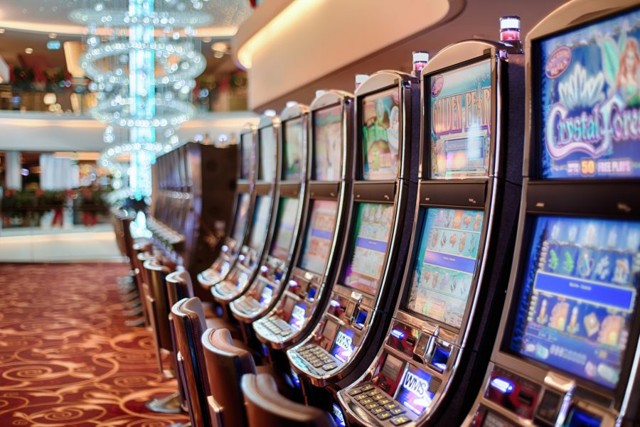 Our favourite retro slot machines in Vegas
