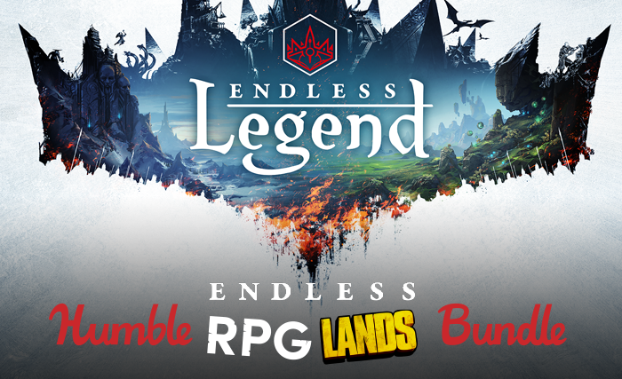 Pay what you want Steam games in The Humble Endless RPG Lands Bundle
