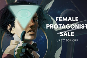 Female Protagonist Sale – Great female-driven Steam games