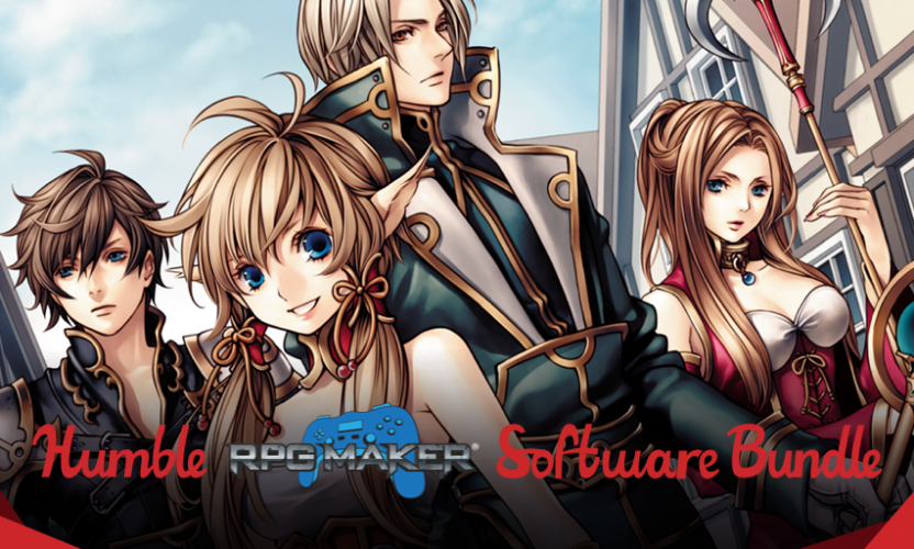 Name your own price Humble RPG Maker Software Bundle!