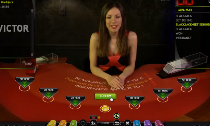 Live casinos flourishing with advancement in technology