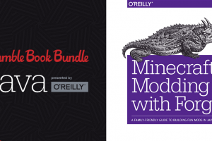 Pay your own price JAVA books from O'Reilly