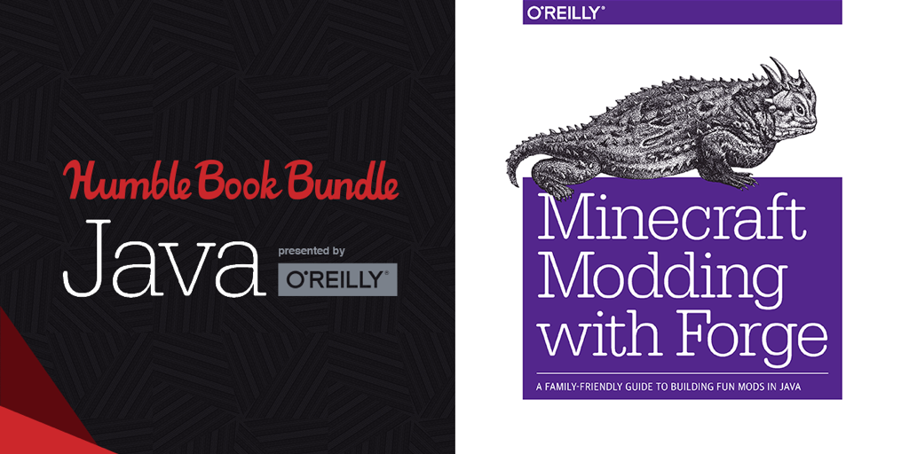 Pay your own price JAVA books from O'Reilly - Armchair Arcade