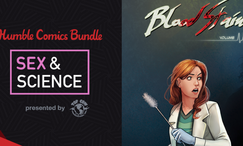 Name your own price for Humble Comics Bundle: Sex & Science by Top Cow