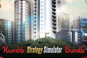 Name your own price Humble Strategy Simulator Bundle