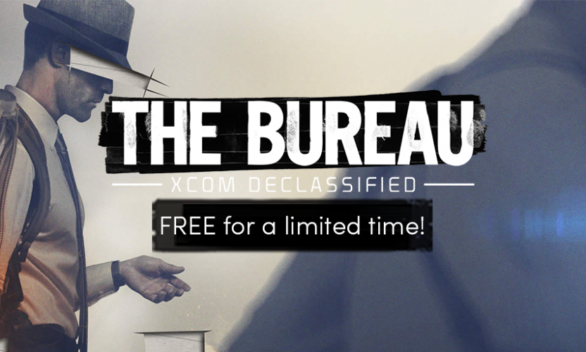 The Bureau: XCOM Declassified is free for 48 hours – so hurry!