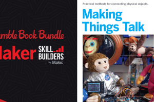 Pay what you want for Humble Book Bundle: Maker Skill Builders by Make