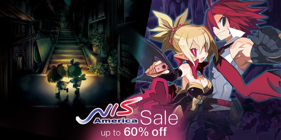 The NIS America Sale is live in the Humble Store