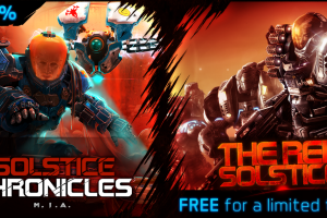 Get The Red Solstice for free, plus big discounts on other Steam games