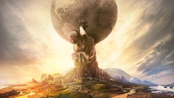Sid Meier's Civilization VI, the Australia Civilization & Scenario Pack, and the Vikings Scenario Pack for just $12!