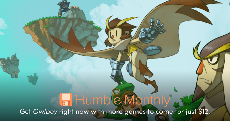 Humble Monthly adds a copy of Owlboy to Civilization VI plus extras!