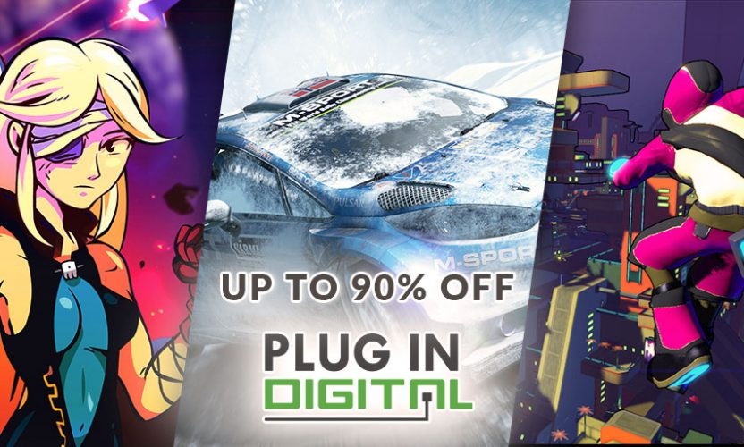 Plug In Digital Publisher Sale – Up to 90% off great Steam games