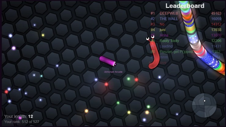 Tips and Tricks on Playing Slitherio Snake Game