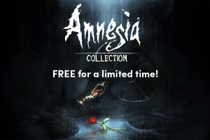 Get your free copies of the Amnesia Collection!
