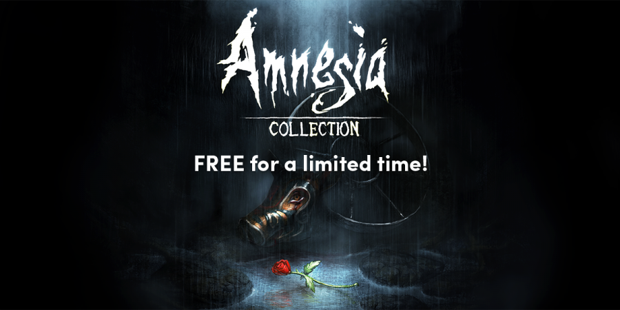 Get your free of the Amnesia Collection!