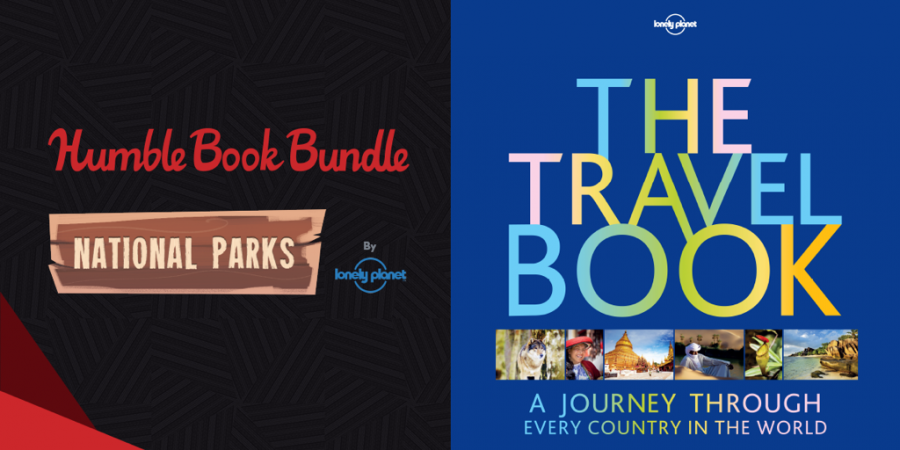 Pay your own price for The Humble Book Bundle: National Parks by Lonely Planet
