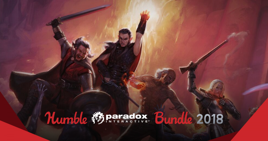 Pay what you want for games like Stellaris, Pillars of Eternity, Crusader Kings II, and more from Paradox Interactive!
