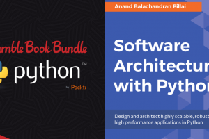 Pay what you want for the Humble Book Bundle: Python by Packt!