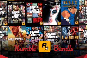 Pay what you want for Rockstar Games, including Grand Theft Auto IV, all of Max Payne, all of L.A. Noir, and more!
