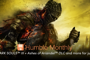 Dark Souls III is the new Humble Monthly Early Unlock game!