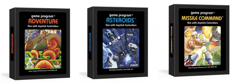 Official Atari 2600 Game Journals Available for Purchase!