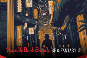 Pay what you want for The Humble Book Bundle: SF & Fantasy by Angry Robot Books
