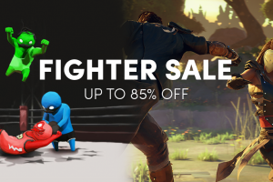 The Fighter Sale is now live – great Steam fighting games!