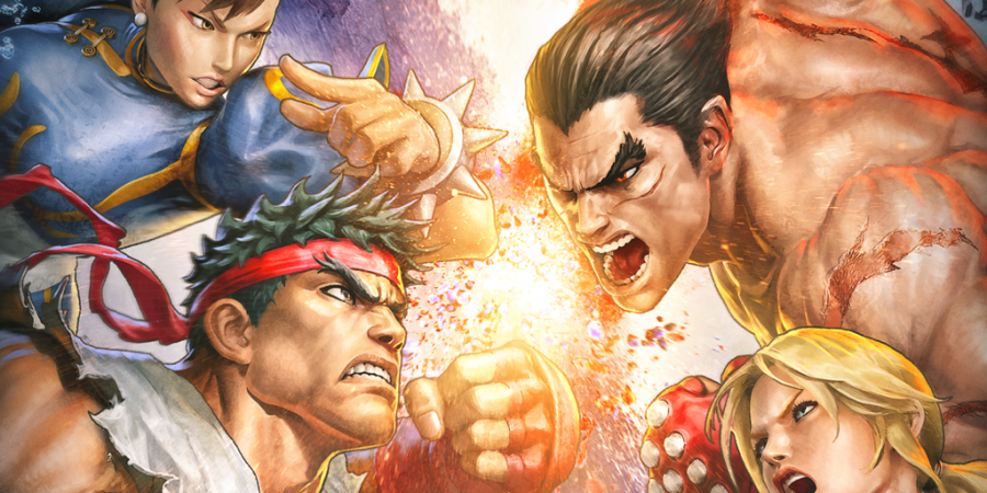 Pay what you want for Street Fighter X Tekken, GUILTY GEAR Xrd -SIGN-, and more in the Humble Brawler Bundle!