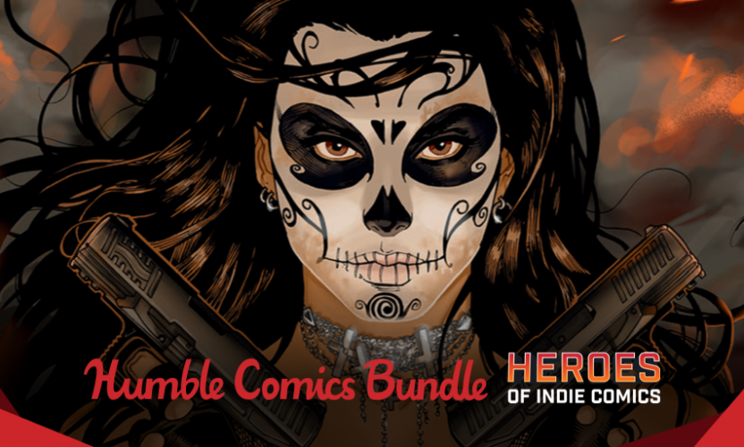 Pay what you want for The Humble Comics Bundle: Heroes of Indie Comics