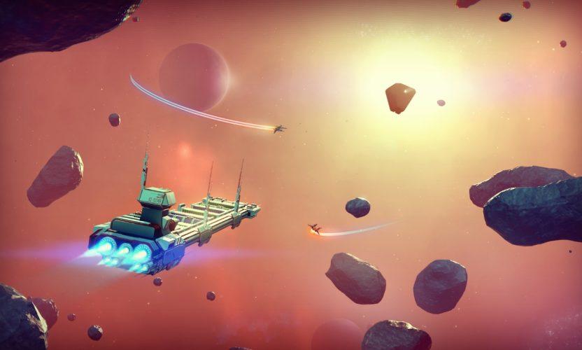 Top 5 Video Games Set In Space
